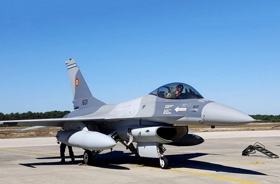 Avion multirol al Forţelor Aeriene