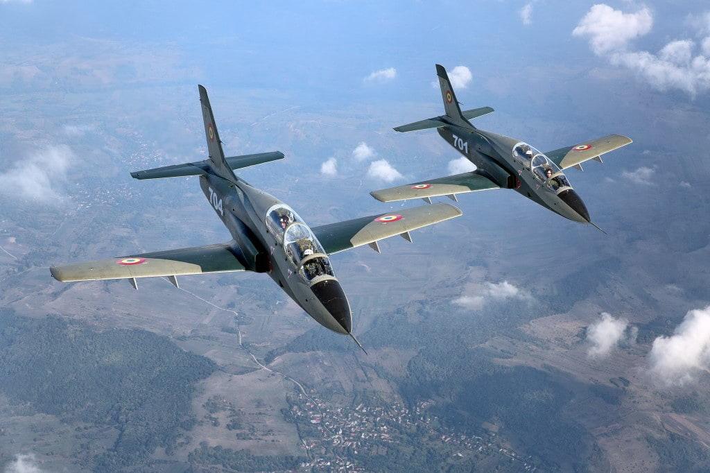 Revitalizarea şi modernizarea aeronavelor IAR 99 din dotarea M.Ap.N.